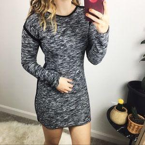Athleta long sleeve sweater dress